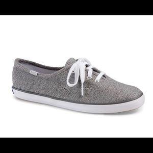 Keds Gray Champion Sweatshirt Sneakers